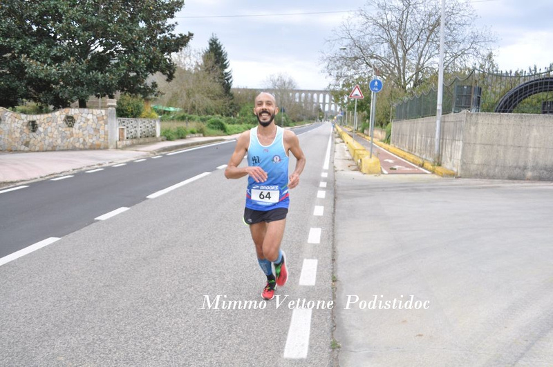 Maratonina vanvitelliana, nono km